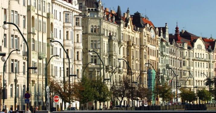 Praga, la ciudad de las 100 torres.