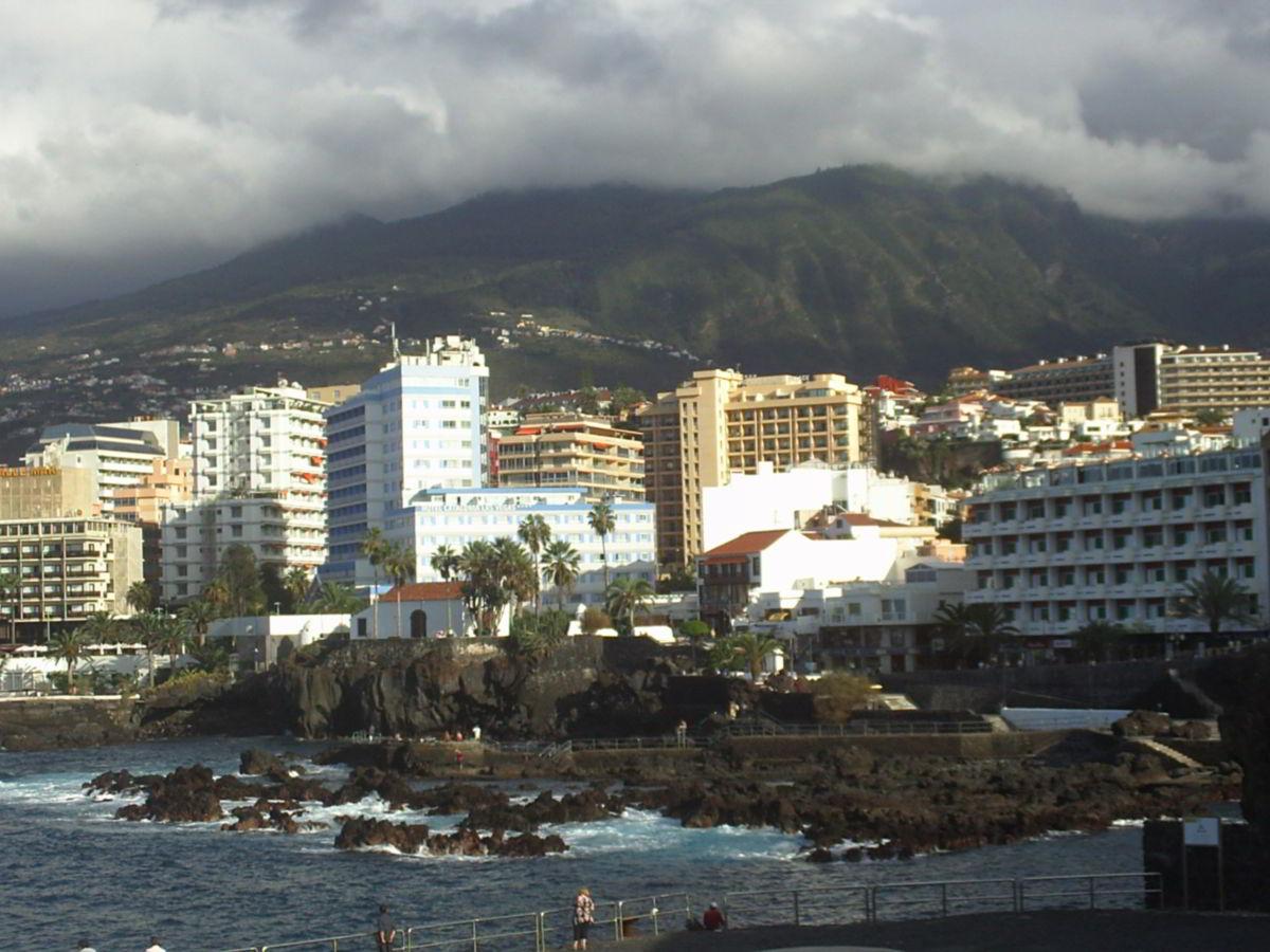 Hotel beatriz atlantis spa puerto de la cruz tenerife parada y fonda de un viajero - Hotel atlantis puerto de la cruz ...
