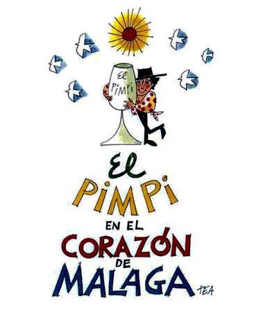La Bodega El Pimpi, un lugar emblemático de Málaga