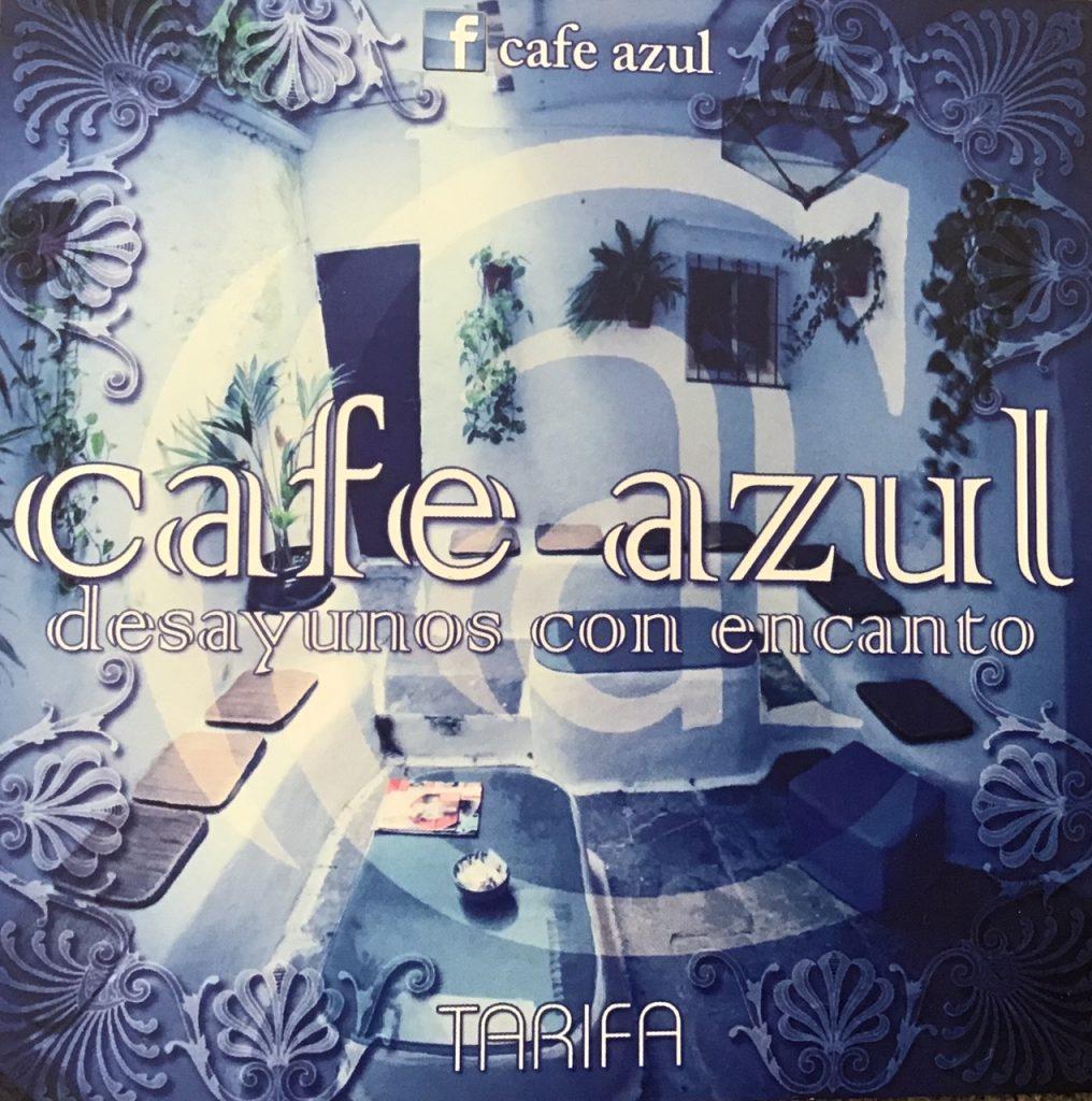 Un desayuno con encanto en el Café Azul. Tarifa
