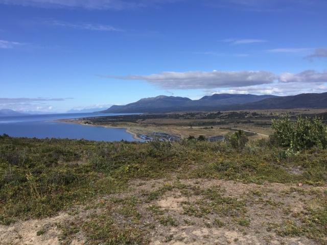 Acercándonos al Parque Nacional del Estrecho de Magallanes